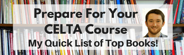 best books to prepare for the CELTA course