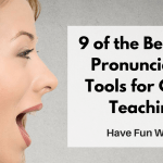 CELTA teaching pronunciation